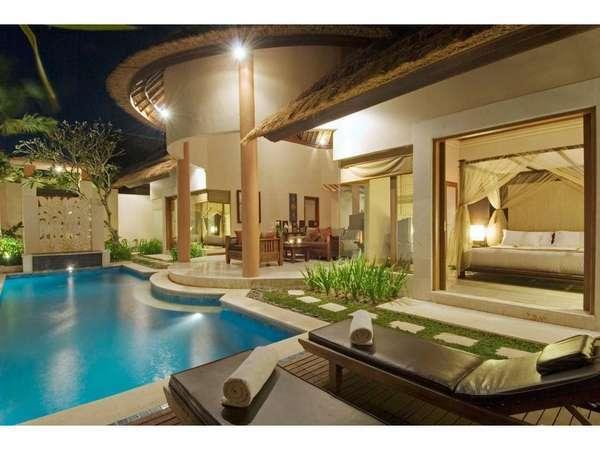 Bhavana Private Villas Bali - Bhavana dua kamar dengan Kolam Renang