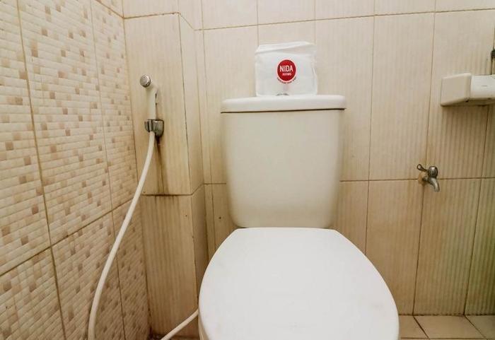 NIDA Rooms Patih Jelantik Kuta - Kamar mandi