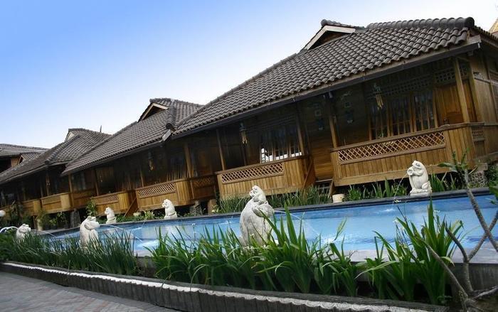 Hotel Pesona Bamboe Bandung - Hotel Building