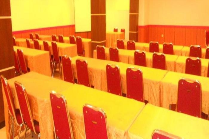 Parma Panam Hotel Pekanbaru - Ruang Rapat