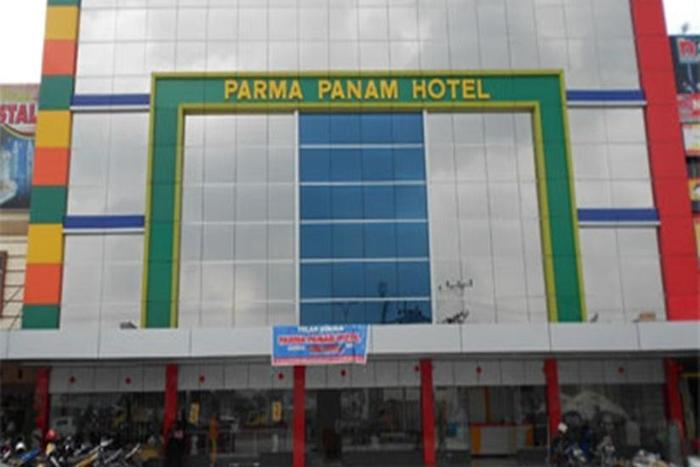 Parma Panam Hotel Pekanbaru - Tampilan Luar Hotel