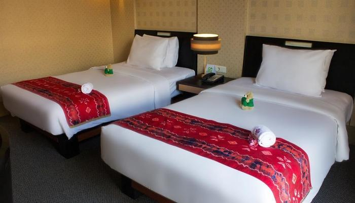 Rattan Inn Banjarmasin - Superior Twin