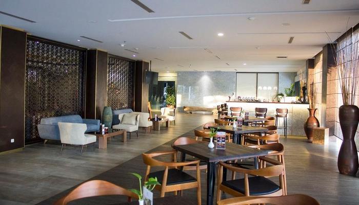 Rattan Inn Banjarmasin - lobby4