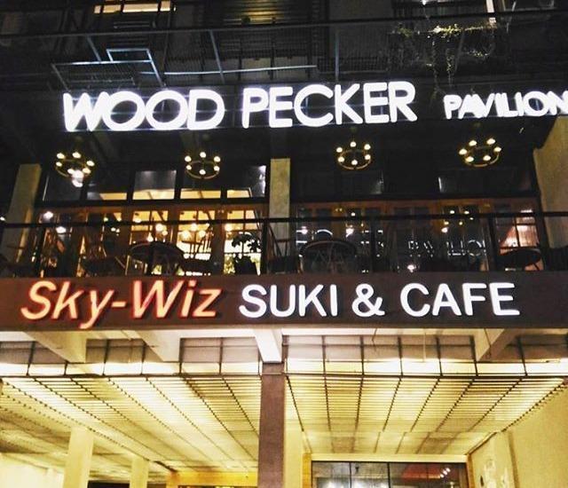 Woodpecker Hotel Yogyakarta - hotel tampak depan
