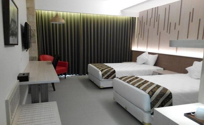Grand Laguna Hotel and Villa Solo Solo - Kamar tamu