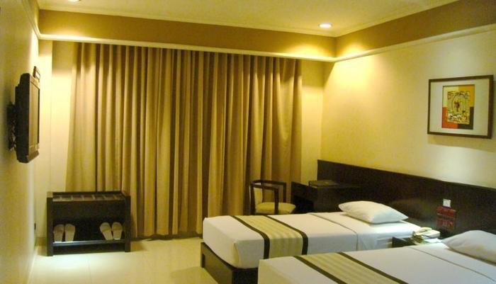Hotel Cemerlang Bandung - Superior Twin