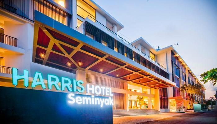 HARRIS Hotel Seminyak Bali - TAMPILAN LUAR HOTEL