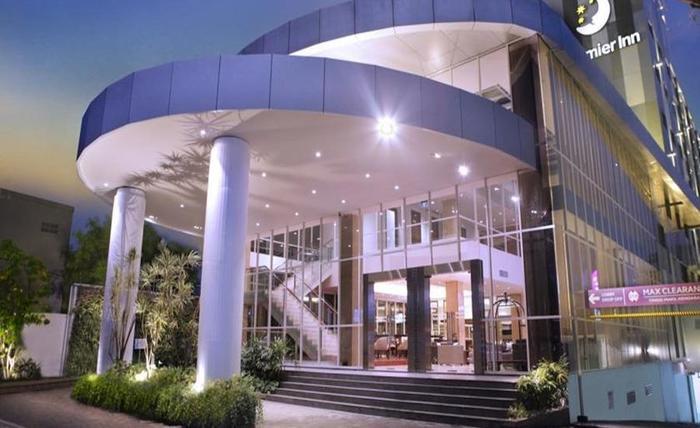 Premier Inn Yogyakarta Adisucipto - Eksterior