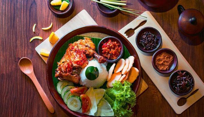 Satoria Hotel Yogyakarta Adisucipto - Food