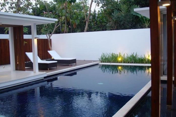 The Kharma Villas Yogyakarta - Kolam Renang