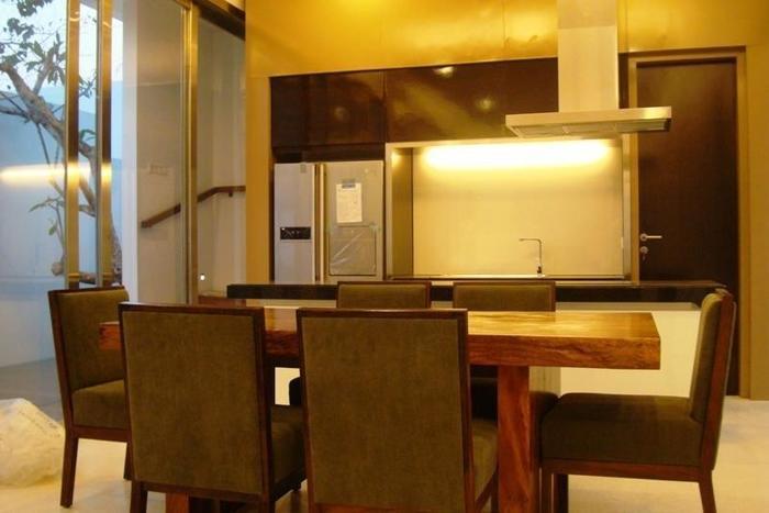 The Kharma Villas Yogyakarta - Ruang makan