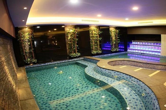 Aswin Hotel & Spa Makassar - Jacuzzi
