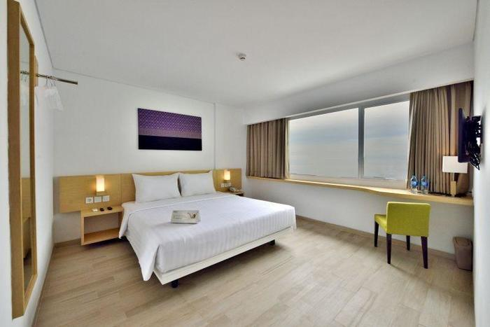 Whiz Hotel Sudirman Pekanbaru - Superior Double Room
