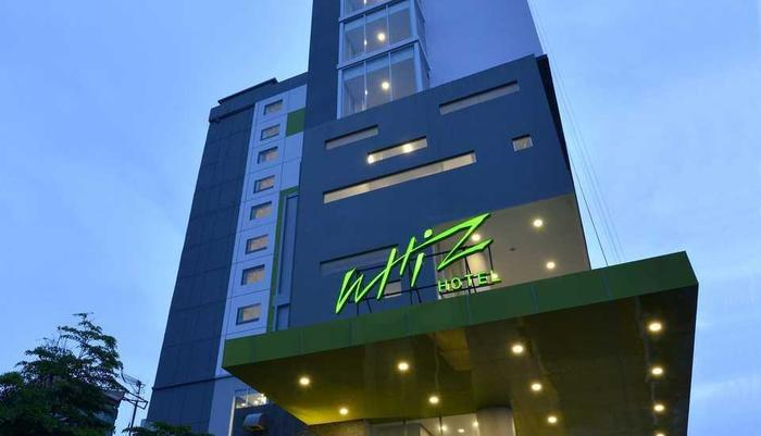 Whiz Hotel Sudirman Pekanbaru - Bagian Depan