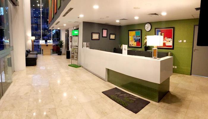 Whiz Hotel Sudirman Pekanbaru - Lobby