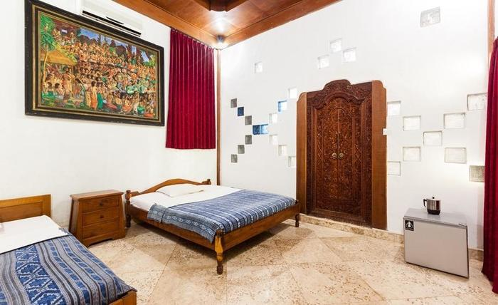 Puri Uluwatu Villas Bali - Nirvana Standard Twin