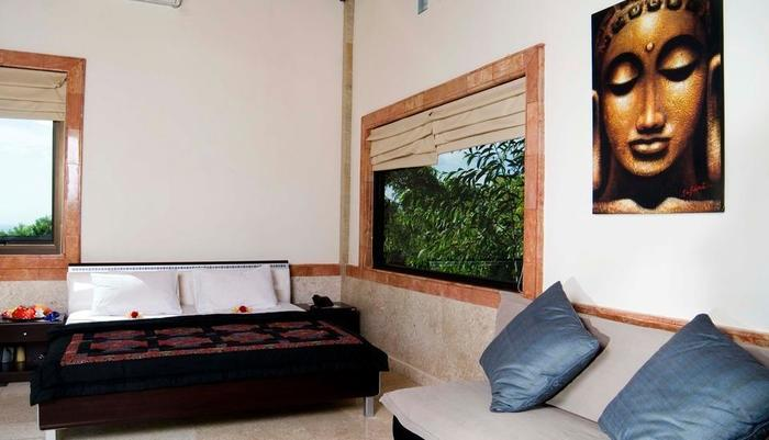 Puri Uluwatu Villas Bali - Deluxe One Bedroom Honeymoon Cottage 1