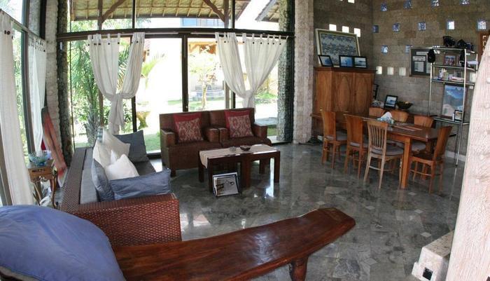 Puri Uluwatu Villas Bali - Estate Suite 2