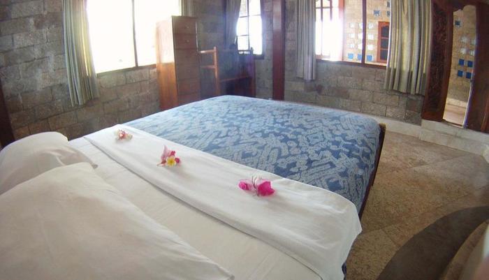 Puri Uluwatu Villas Bali - Nirvana Standard Double Room1