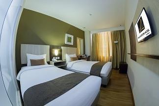 de Laxston Hotel  Yogyakarta - TWIN BEDS