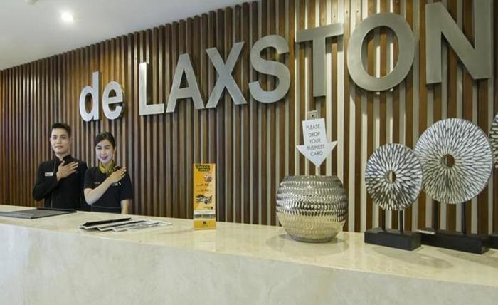de Laxston Hotel  Yogyakarta - Resepsionis