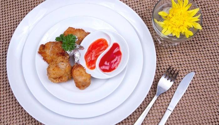 de Laxston Hotel  Yogyakarta - MENU