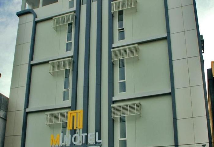 M Hotel Lombok Lombok - Eksterior