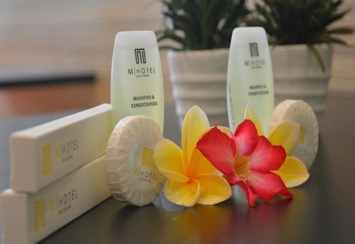 M Hotel Lombok - Perlengkapan mandi
