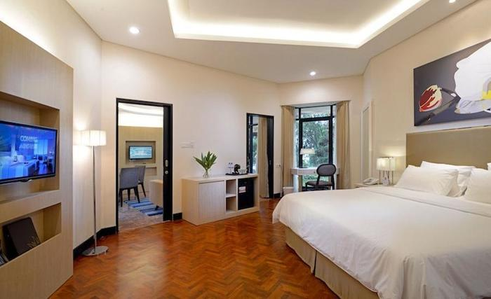 Hotel Surya Prigen Tretes - Suite cottage