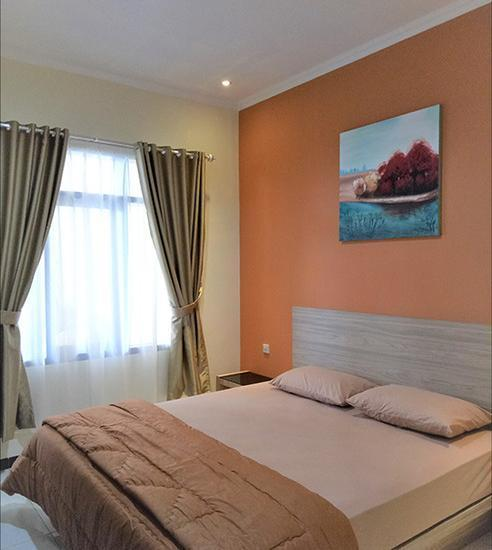Hotel Orlando Purwokerto - Deluxe Room