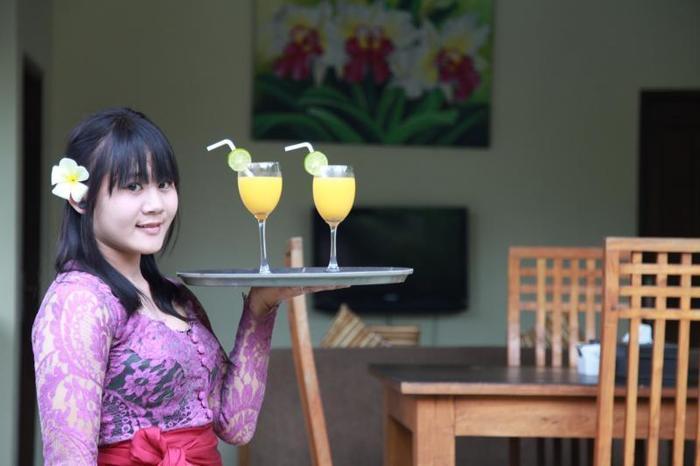 Gracia Bali Villas Bali - Layanan
