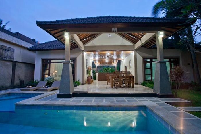 Gracia Bali Villas Bali - Deluxe Pool Villa