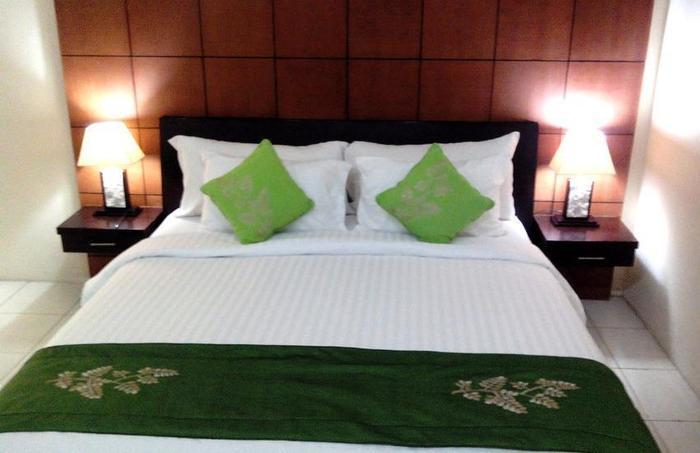 Gracia Bali Villas Bali - Tempat tidur