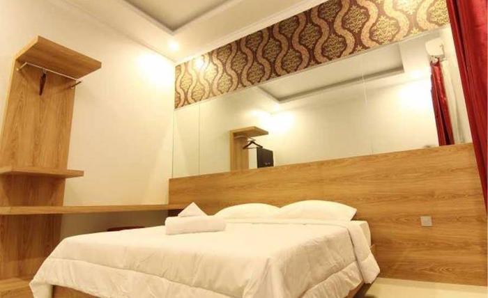 The Baliview Luxury Hotel & Resto Pekanbaru Pekanbaru - Kamar tamu