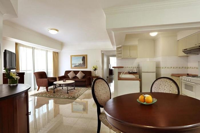 Hotel Aryaduta Semanggi - Ruang tamu