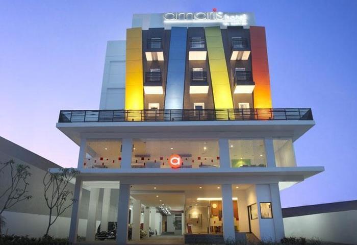 Amaris Hotel Malang - Tampilan Luar
