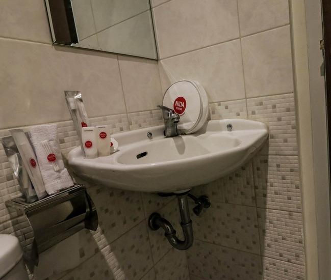 NIDA Rooms Semarang Kalikuping - Kamar mandi