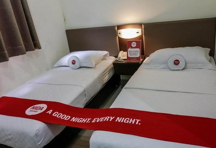 NIDA Rooms Semarang Kalikuping - Kamar tamu
