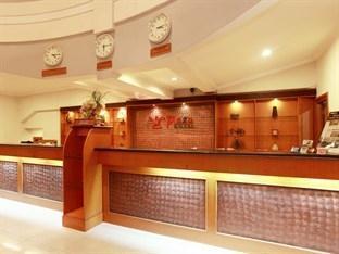 Plaza Hotel Tegal - Resepsionis