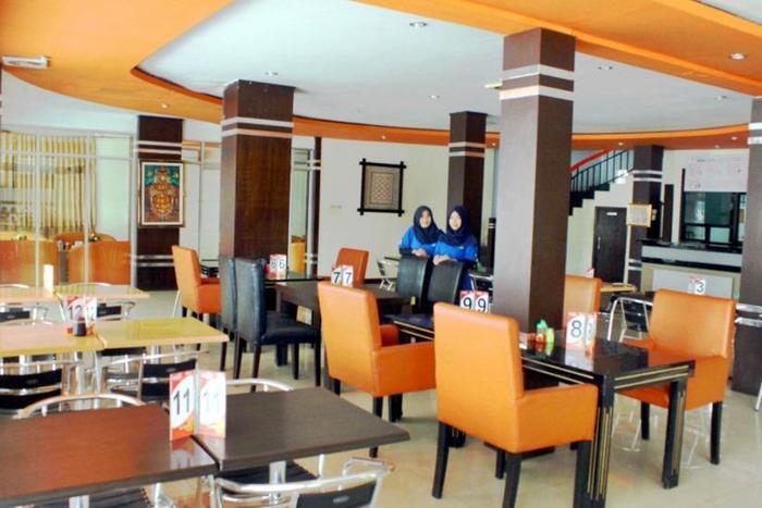Best Skip Hotel Palembang - Restoran
