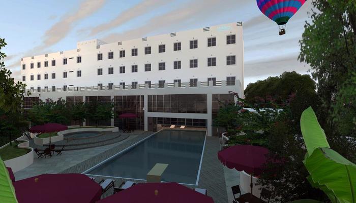 Horison Forbis Hotel Cilegon - Eksterior
