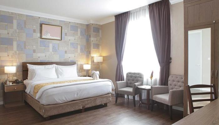 Horison Forbis Hotel Cilegon - Suite Keluarga