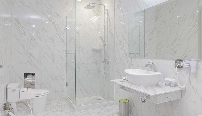 Horison Forbis Hotel Cilegon - Kamar mandi