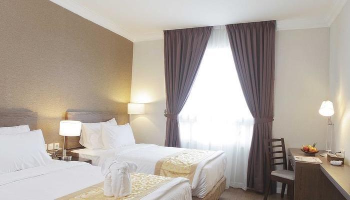 Horison Forbis Hotel Cilegon - Deluxe tempat tidur twin