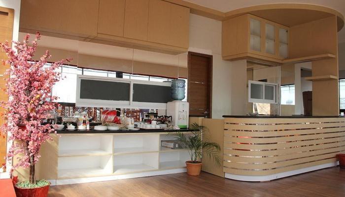 Antoni Hotel Jakarta - Sarapan prasmanan