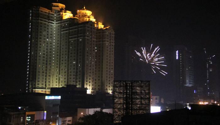 Antoni Hotel Jakarta - pemandangan kota