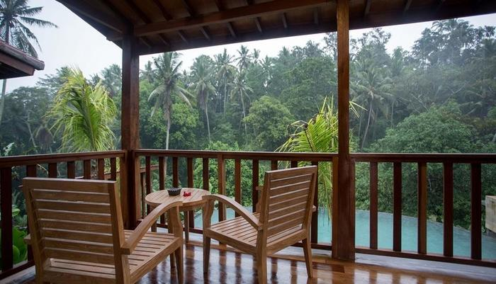 Pertiwi Bisma 1 Ubud - Valley Villa