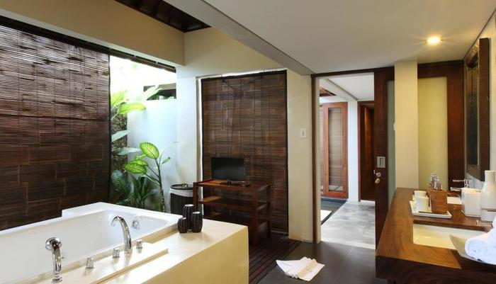 Swarapadi Villa Bali - Kamar mandi
