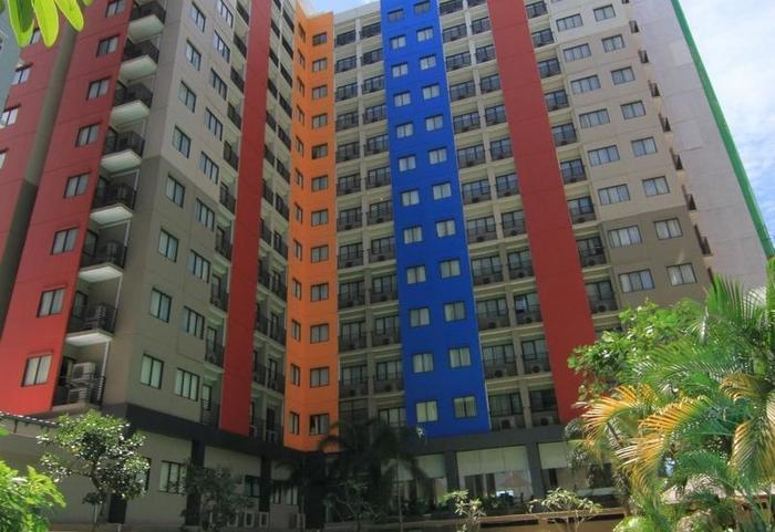 Paragon BIZ Hotel Tangerang - Pooside