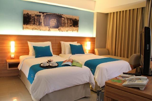 Paragon BIZ Hotel Tangerang - Deluxe Room